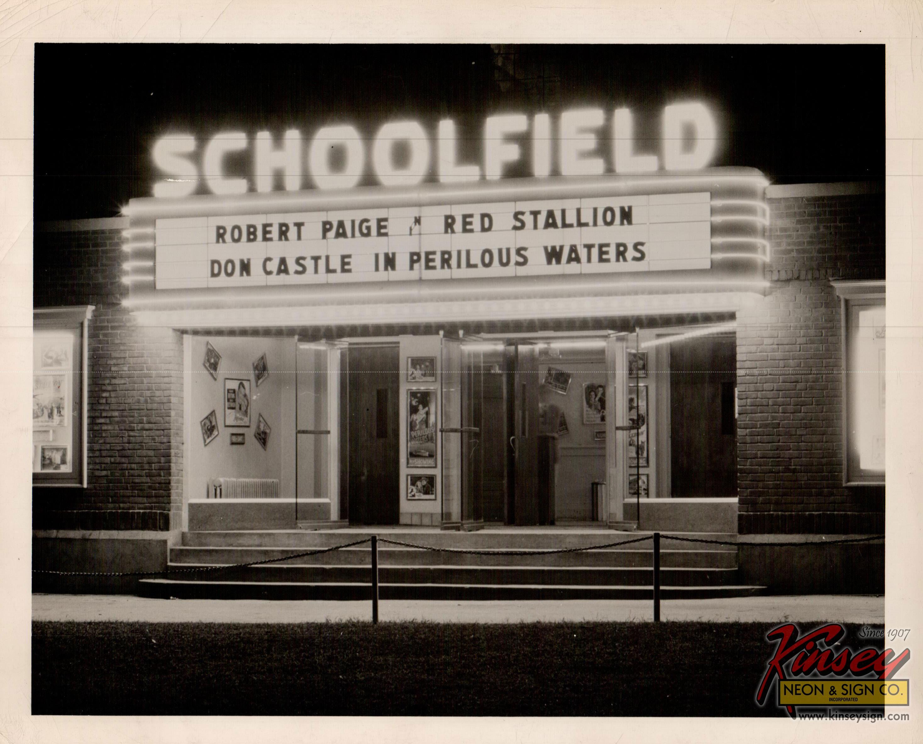 Schoolfeild-Theater