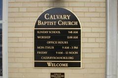 calvary_baptist_plaque