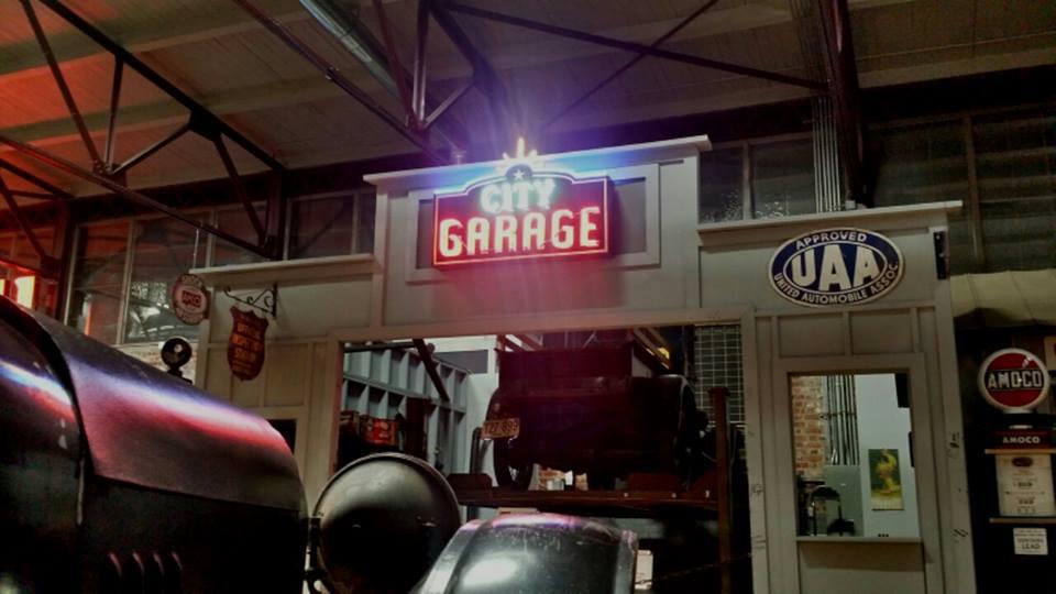 Installed City Garage